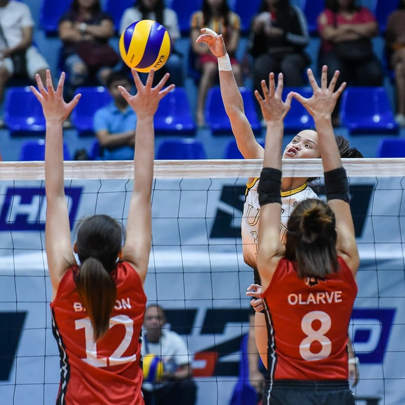 UST women's volleyball team beats UE - Watchmen Daily Journal