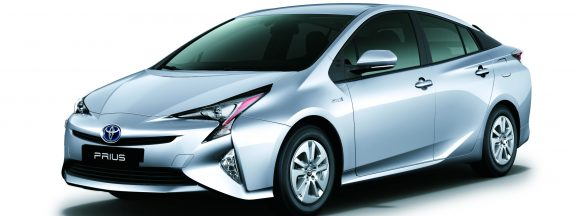 Toyota Prius: Pioneer of  hybrid electrification in the PH