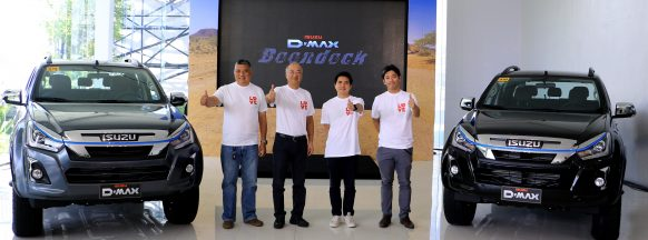 'I Love Isuzu' campaign shifts to Sta. Rosa, as  the D-MAX Boondock debuts in 'Open House'