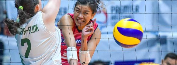 Creamline beats PacificTown-Army in the PVL