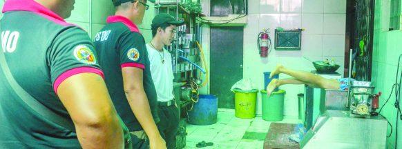 Man dies in Iloilo City meat grinder
