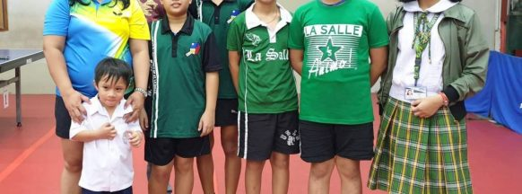 LOPTTA-USLS to compete in Taiwan table tennis tournament