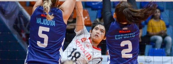 Motolite sweeps BaliPure in the PVL
