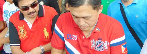 National gov't assistance promised for those affected by Brgy. 2 fire