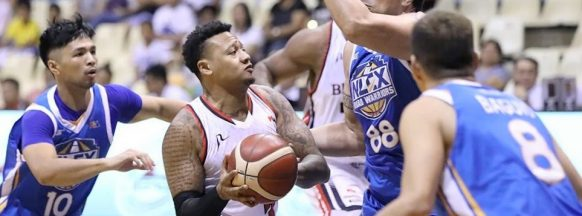 Rain or Shine, Blackwater score  wins in the Commissioner's Cup