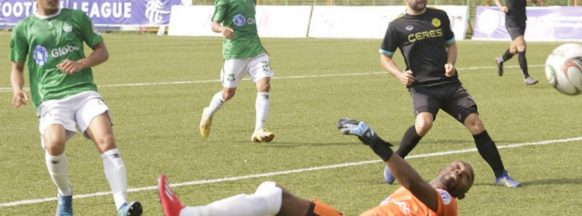 Ceres FC ekes past Green Archers United, 4-3