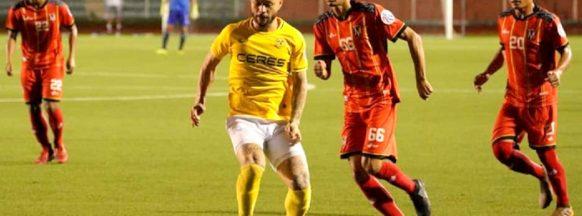 Ceres FC routs  Mendiola FC, 4-0
