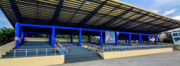 Iloilo City fixture formally named  the 'Iloilo City Freedom Grandstand'