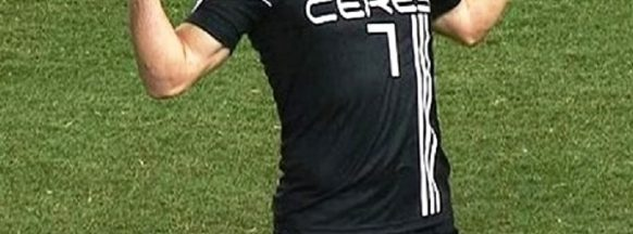 Marañón brace wins 'Visayas  Clásico' for Ceres FC