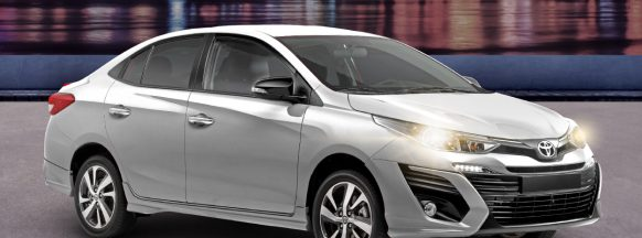 Save up to 90K, enjoy 5-year warranty  when you get a Toyota Vios now