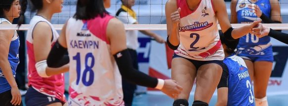 Creamline aims to defend
