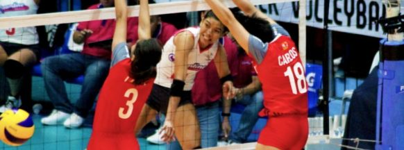 Creamline begins Open  Conference with 2-0 record