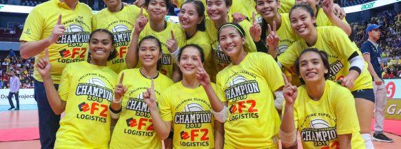 F2 Logistics wins All-Filipino Conference