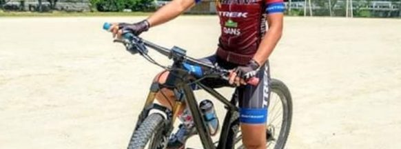 Ilongga cyclist to compete  in Olympic test event