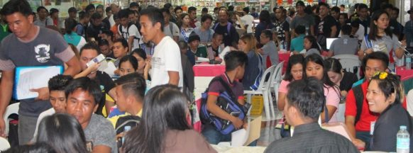 Local TESDA hosts job fair