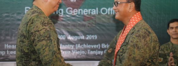 New commander appointed to lead 302IB