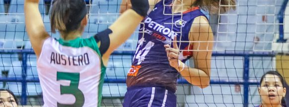 Petron sweeps Sta.  Lucia in the PSL