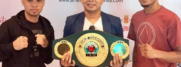 San Carlos City boxer vies  for IBO title this weekend