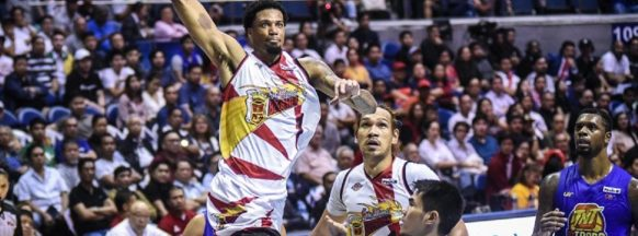 San Miguel can clinch the  Commissioner's Cup title tonight