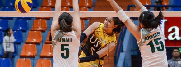 UST, AdMU remain undefeated in the Collegiate Conference