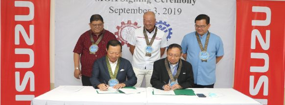 Growing its 'knowledge-sharing culture,'  IPC signs MOA with JZGMSAT