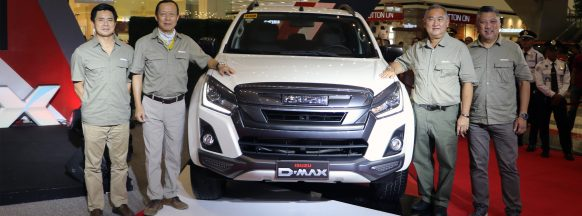 Isuzu Philippines brings 'D-MAX 4×4 Toughness' in Davao City