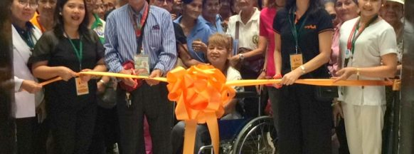 Ayala Capitol Central Mall  celebrates Grandparents' Day