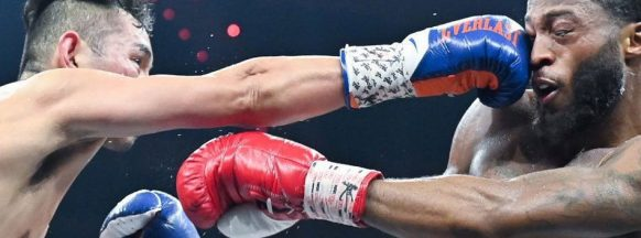 Donaire fights for unification belt in November