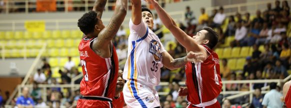 NLEX beats Blackwater