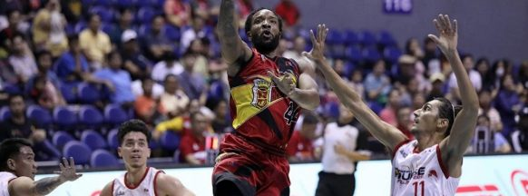 San Miguel dominates Phoenix in the Governors' Cup