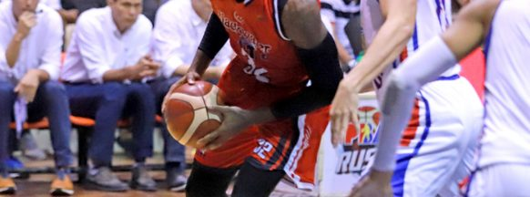 Blakely leads Blackwater  over Magnolia, 95-89