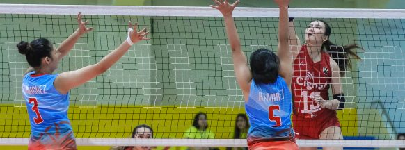 Cignal HD beats Marinerang Pilipina, remains unbeaten in the Invitational Conference