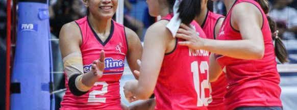 Creamline, PetroGazz advance to the Open Conference finals