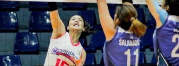 Creamline beats PetroGazz, goes  13-0 in the Open Conference