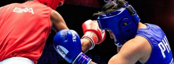 Filipina boxer wins gold at World Boxing Championships