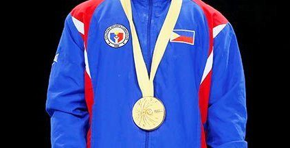 Filipino gymnast captures gold at world championships