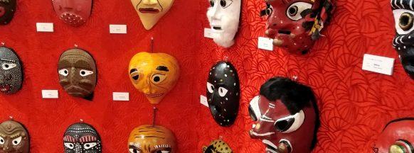 IMACO opens mask exhibit at SM City Bacolod