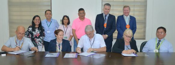 Memorandum signed allowing NOSP students to study in Australia