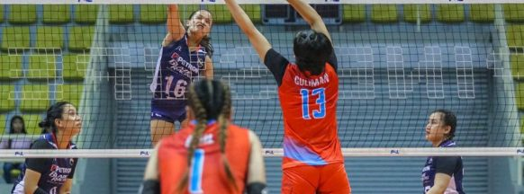 Petron sweeps Marinerang Pilipina in the Invitational Conference