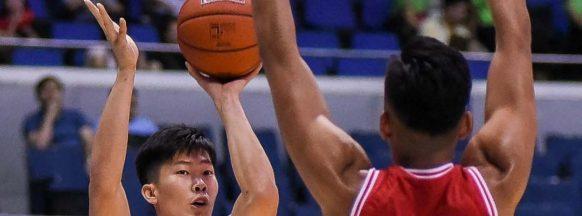 UST manhandles UE in UAAP men's basketball