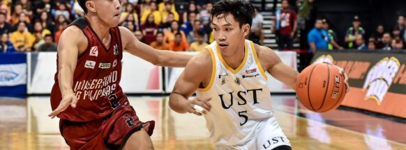 UST scores last minute win over UP