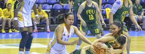 UAAP women's basketball finals
