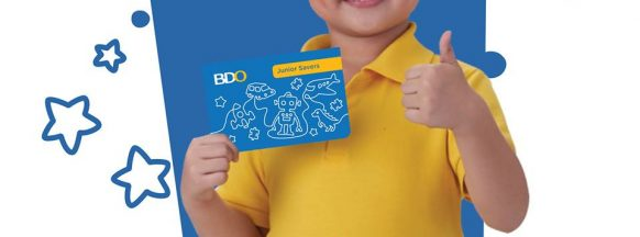 BDO brings meaning to gift-giving with Junior Savers account