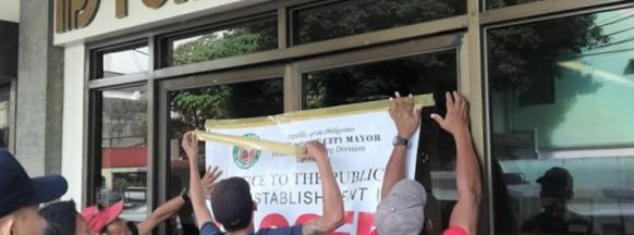 Bacolod City hotels shuttered for operating without permits