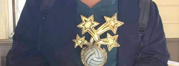 Bacolodnon awarded the Sports Patron Award