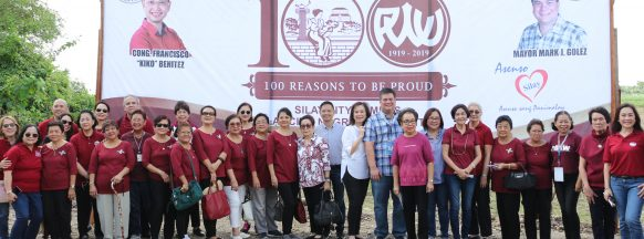 Groundbreaking held for PWU campus in Silay City
