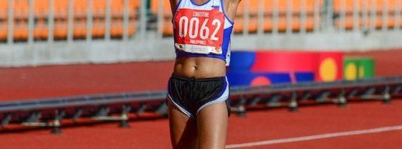Hallasgo wins the women's marathon
