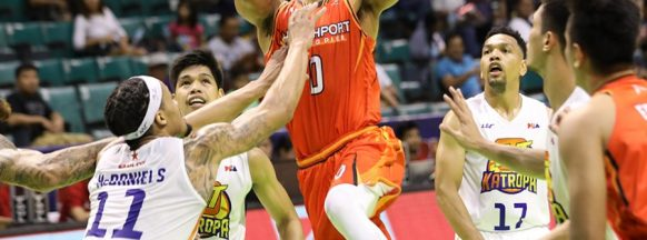 Ilonggo guard looks to lead NorthPort to the Governors' Cup finals