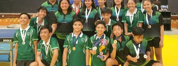 LOPTTA-USLS collects several NOPSSCEA medals