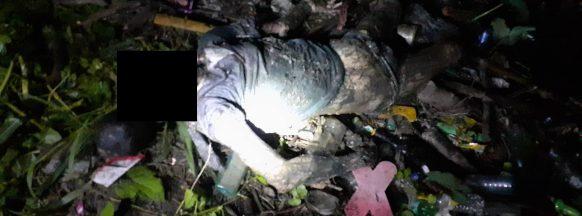 Unidentified remains found behind the Northbound Terminal